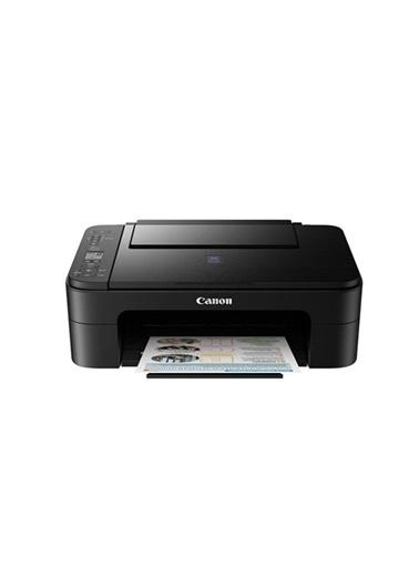 Canon Pixma E3340 Yazıcı-Tarayıcı-Fotokopi Renkli Mürekkep Kartuşlu Yazıcı(Y E3340) Renkli
